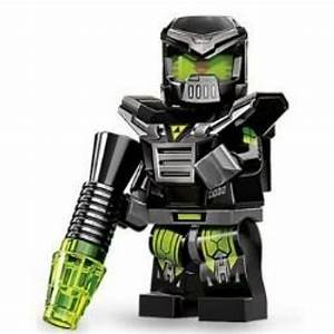 Buy LEGO Evil Mech Minifigure (Series 11) | The Daily ...