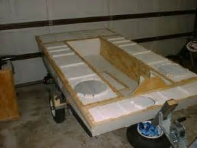 Jon Boat Deck Build by Simple Diy Plwood Jon Boat