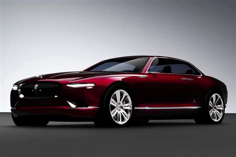 Bertone's Babyjaguar B99 Concept Looks Surprisingly Good