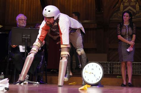 Odd Research Is Recognized With Ig Nobel