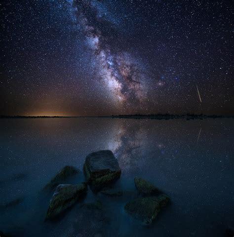 Looking The Stars Photograph Aaron Groen