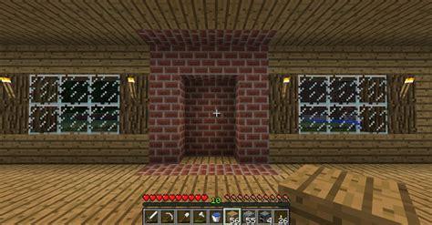 minecraft   fireplace safe arqade
