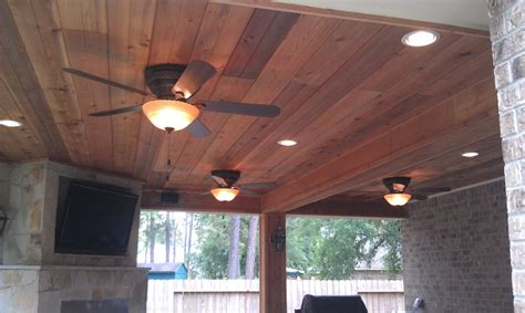 patio cover lighting options and ideas lone patio