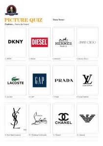 Fashion Logos and Names
