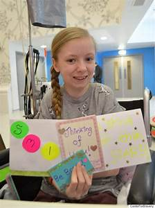 Meet The Chronically-Ill 13-Year-Old Making Get Well Cards ...