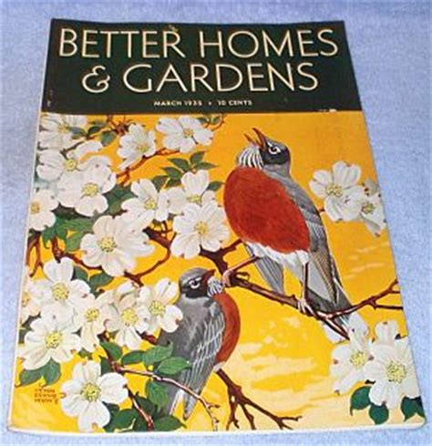 s better homes and gardens magazine march 1935