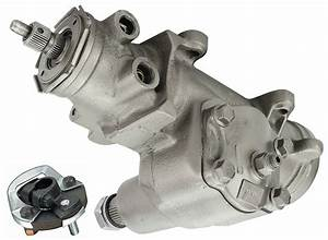 Steering Box  Quick Ratio Fits 1964