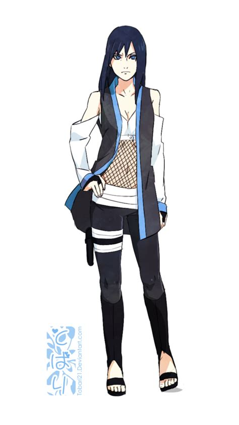 Tori -Road To Ninja Version- by Tobari21 on DeviantArt   Naruto OC   Pinterest   deviantART ...