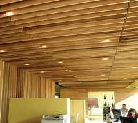 ceiling wood panels Best 25+ Wood ceiling panels ideas on Pinterest | Wood ceiling beams, Fake beams ceiling and ...