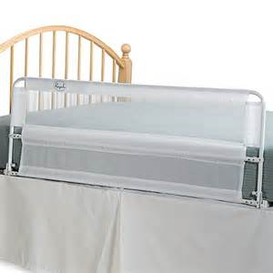 hide away extra long 54 inch portable bed rail by regalo www bedbathandbeyond com