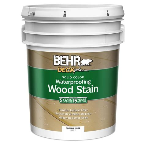 behr  gal deck  white tint base solid color
