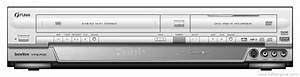 Funai Drv-a2677 - Manual - Dvd  Vhs Recorder