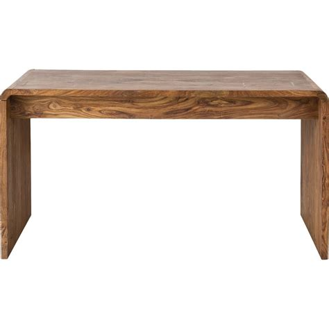 o bureau bureau contemporain en bois authentico kare design