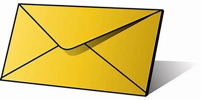 Envelope Letter Clipart Transparent Clip Icon Mail