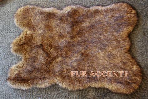 faux animal skin rugs rugs make you feel like you are petting an artic polar
