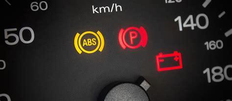 dashboard warning lights   car