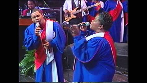 Holy City (VHS) - The Mississippi Mass Choir - YouTube