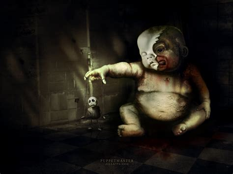 Creepy Wallpaper And Background Image 1600x1200 Id