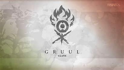 Gruul Clans Magic Gathering Ravnica Guilds Mtg