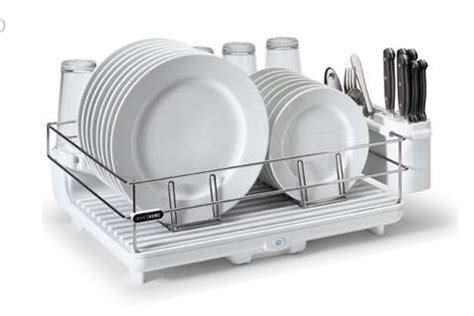 750W Drying Racks : bon home heat & dry dish rack