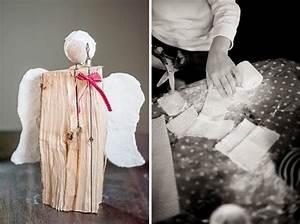 Weihnachtsschmuck Selber Machen : engel aus holz basteln der perfekte adventssonntag ~ Frokenaadalensverden.com Haus und Dekorationen