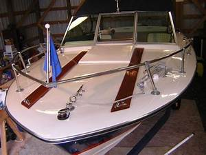 1978 Chris Craft Classic 23 U0026 39  Lancer Inboard For Sale In