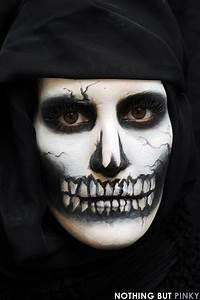 Maquillage Garcon Halloween : maquillage tete de mort halloween pinterest maquillage t te de mort maquillage and ~ Farleysfitness.com Idées de Décoration
