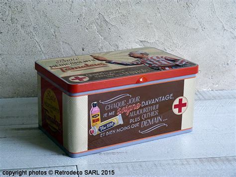 boite à pharmacie bo 238 te 224 pharmacie les tamalous d 233 co vintage natives 511660