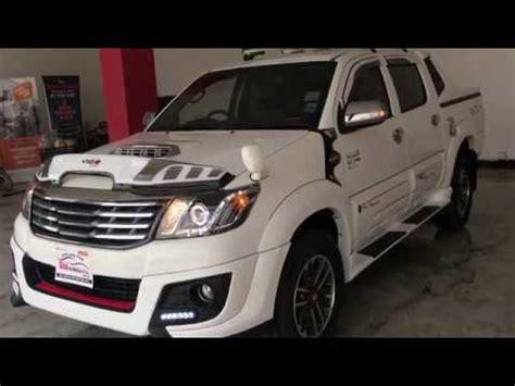 Hilux Vigo Champ 2014 , Thailand By Bilal Automobiles