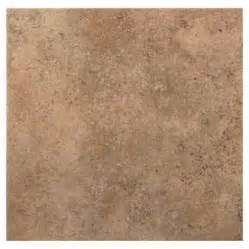 shop olean 12 in x 12 in barella mocha ceramic floor tile at lowes com