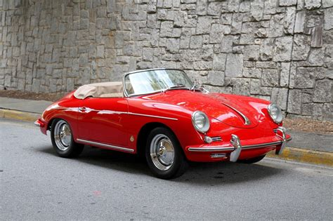 Www Porche by 1960 Porsche 356 Roadster