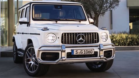 New G Class Full 2018 G Wagon Features