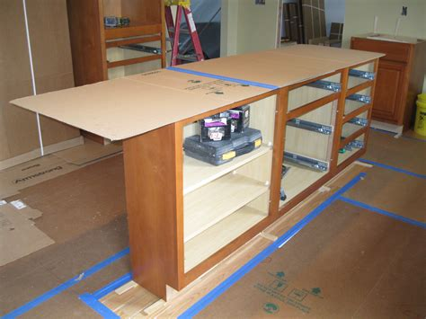 how to build kitchen base cabinets from scratch diy kitchen base cabinet plans free plans free