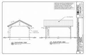 Dimensional Lumber Pavilions Romtec Inc