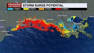 Major Hurricane Laura Is Now Close To Category 5 Strength