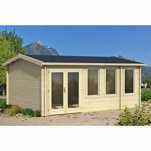 Abri De Bois : abri de jardin en bois douro 19 18 m abris de jardin ~ Melissatoandfro.com Idées de Décoration