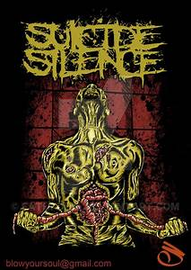 Suicide Silence by fathi-dhia on DeviantArt