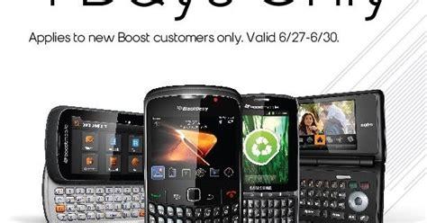 boost mobile prepaid phones   customers