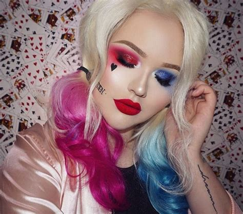 10 harley quinn hairstyle recreations you ll want to try