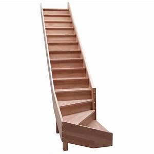 Escalier 1 4 Tournant Droit : peccata ~ Dallasstarsshop.com Idées de Décoration