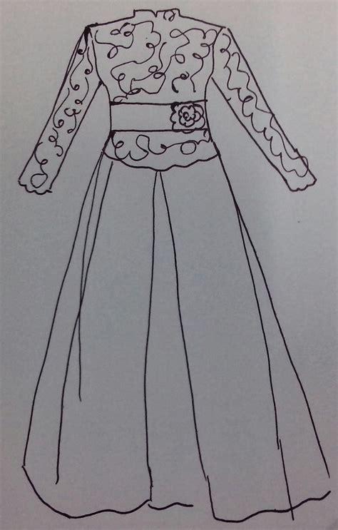 design baju seragam tosca