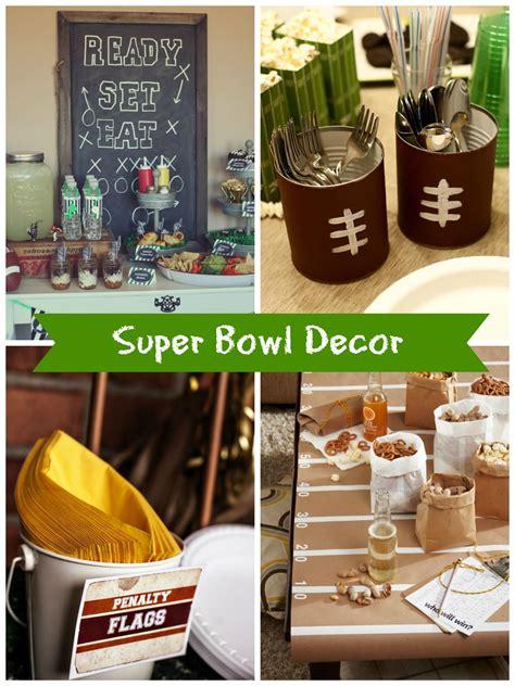 decorations diy easy diy super bowl party ideas creative juice