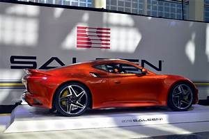 2018 Saleen S1 Offers 450hp From Four
