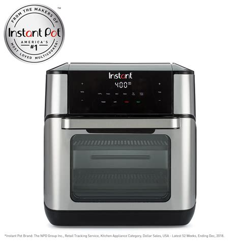 fryer air instant pot vortex plus oven walmart compact canada