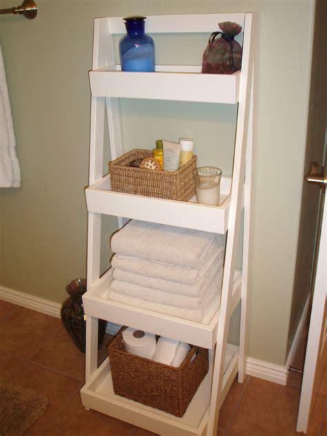 ana white   ladder shelf diy projects