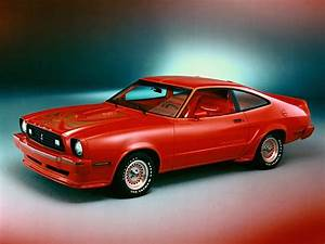 Fiche technique Ford Mustang II King Cobra (1977-1978)