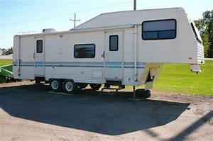 Fifth Wheel Camper  418 In Alexandria  Minnesota By Kan