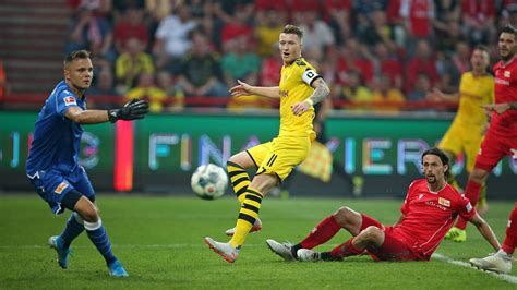 Maybe you would like to learn more about one of these? Borussia Dortmund - Union Berlin heute live im TV und ...