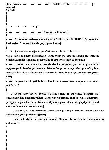 apprentissage en cuisine lettre de motivation pour apprentissage exemple lettre de motivation gratuite lamalledumartroi