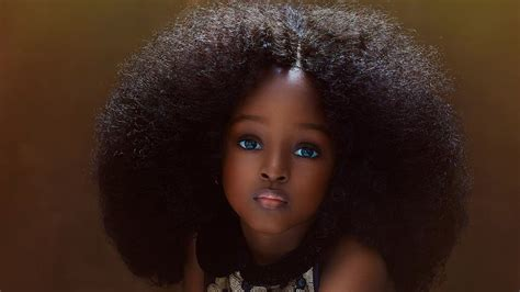 The Most Beautiful Hair by Meet Jare The Child Being Hailed As The Most
